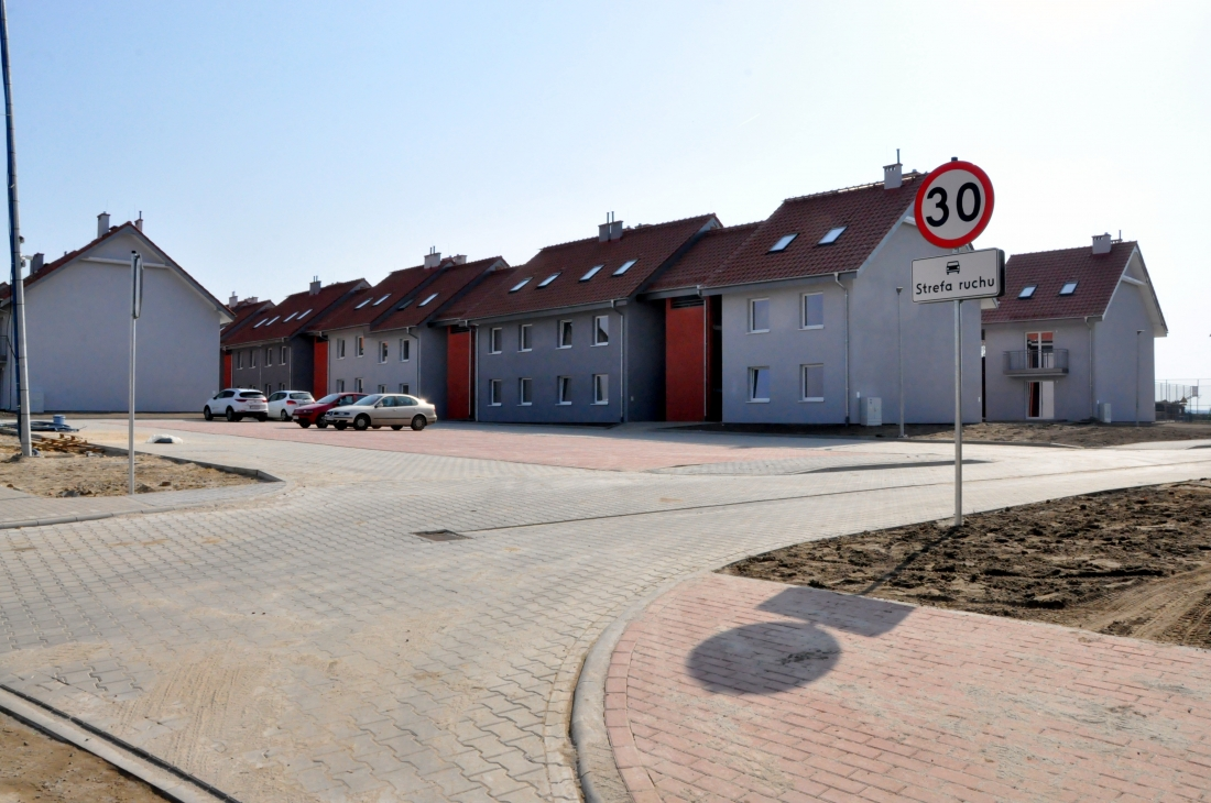 siedlemin mieszkanie plus - Gmina Jarocin