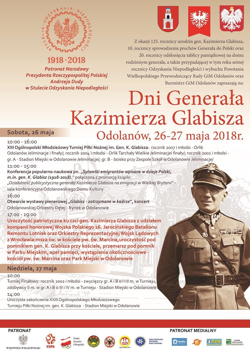 Plakat A2- glabisz3 - Materiały prasowe
