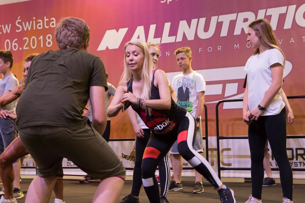targi fit expo Poznań - Leon Bielewicz