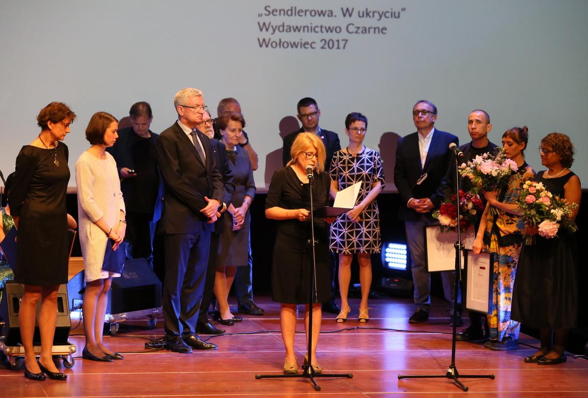 Poznańska Nagroda Literacka 2018 - CK Zamek Poznań
