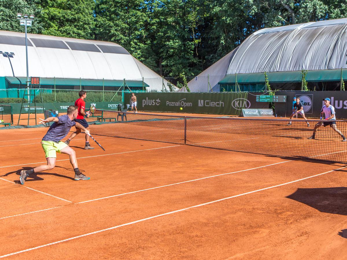 Dembek Zieliński -  Paweł i Piotr Rychter/Poznań Open
