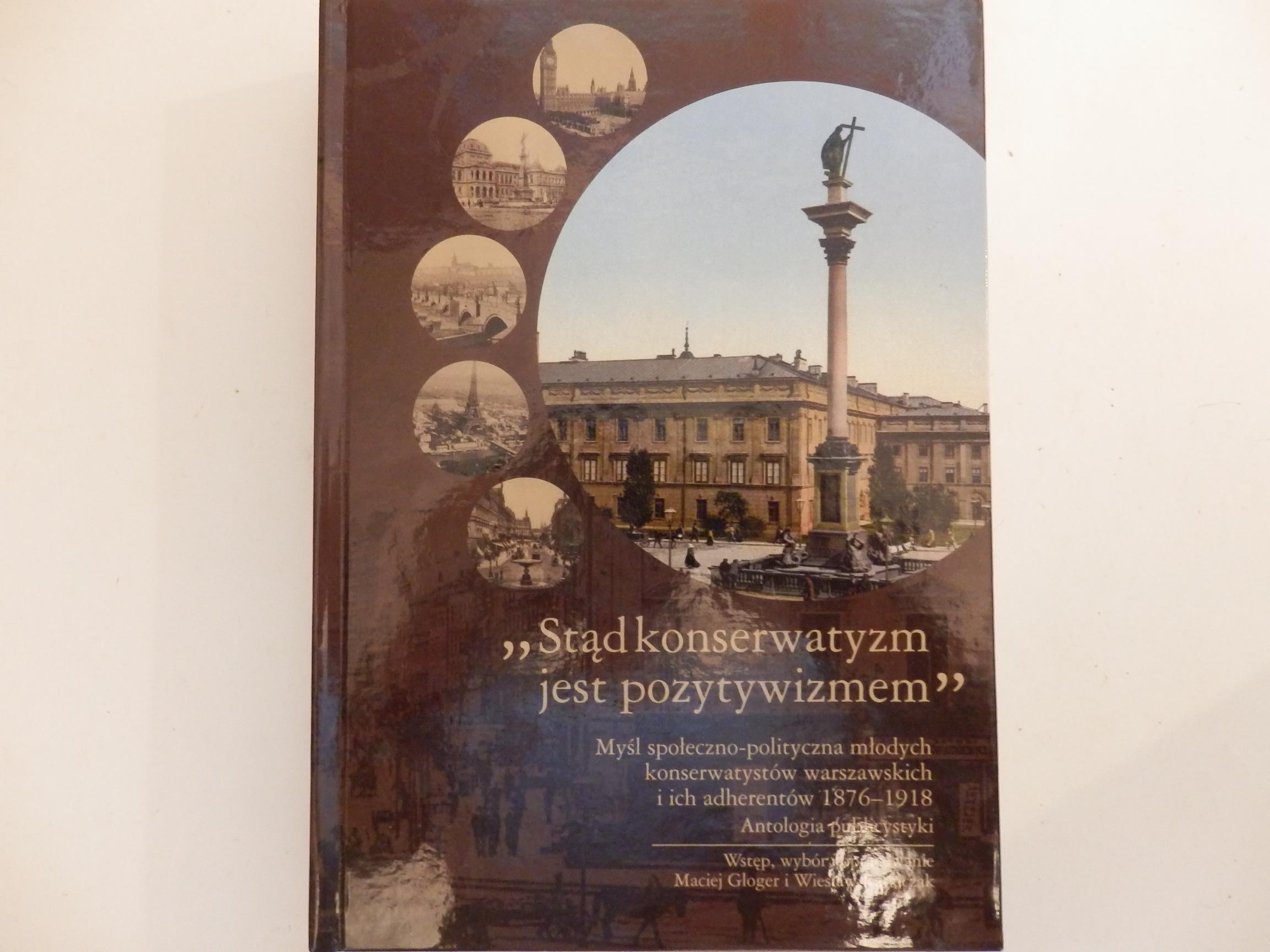 antologia konserwatyzm - Maciej Mazurek