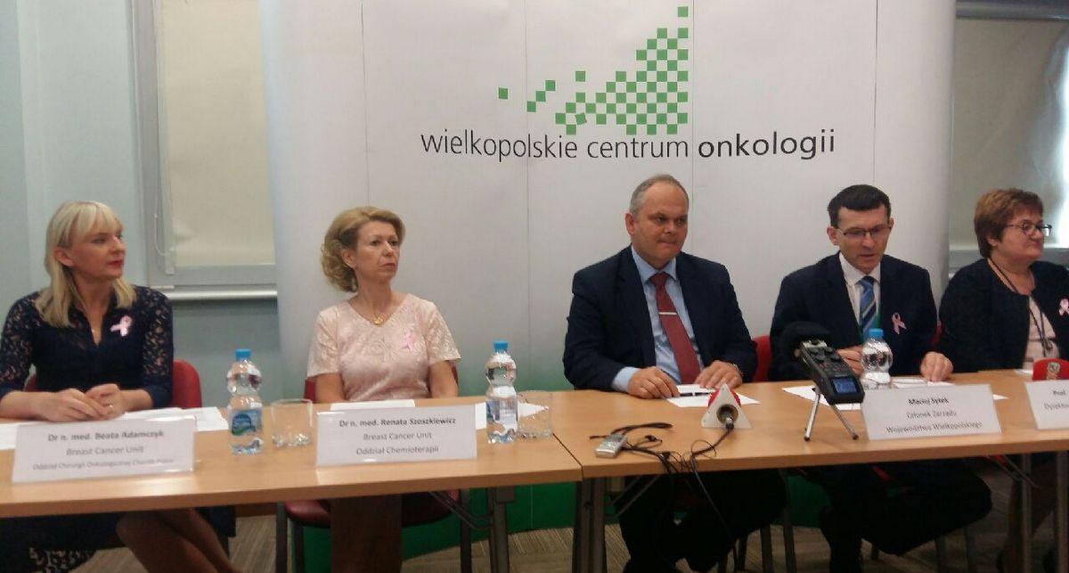 Wielkopolskie Centrum Onkologii  - Magdalena Konieczna