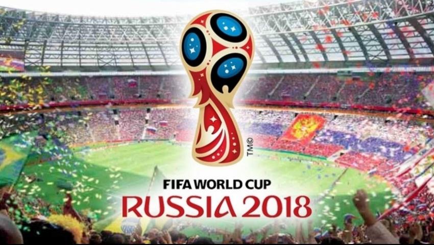 mundial Rosja - FIFA World Cup
