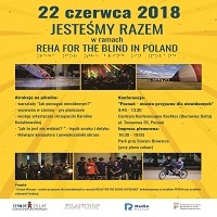 22 CZERWCA, REHA FOR THE BLIND IN POLAND