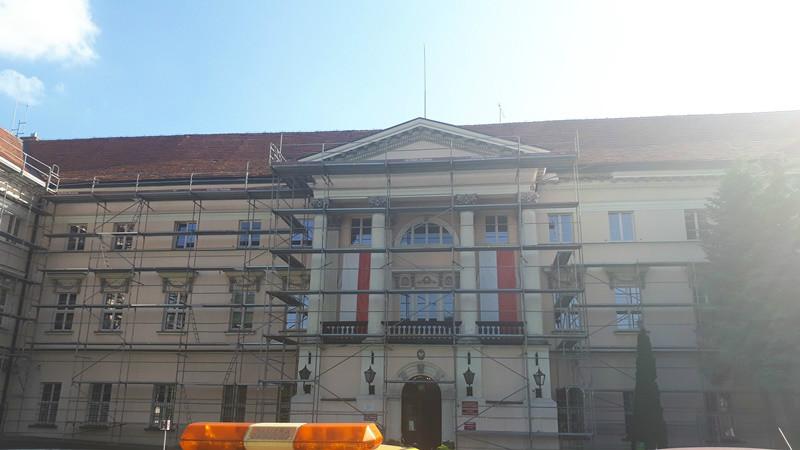 remont budynku starostwa powiatowego w kaliszu 2018 - Starostwo Powiatowe w Kaliszu