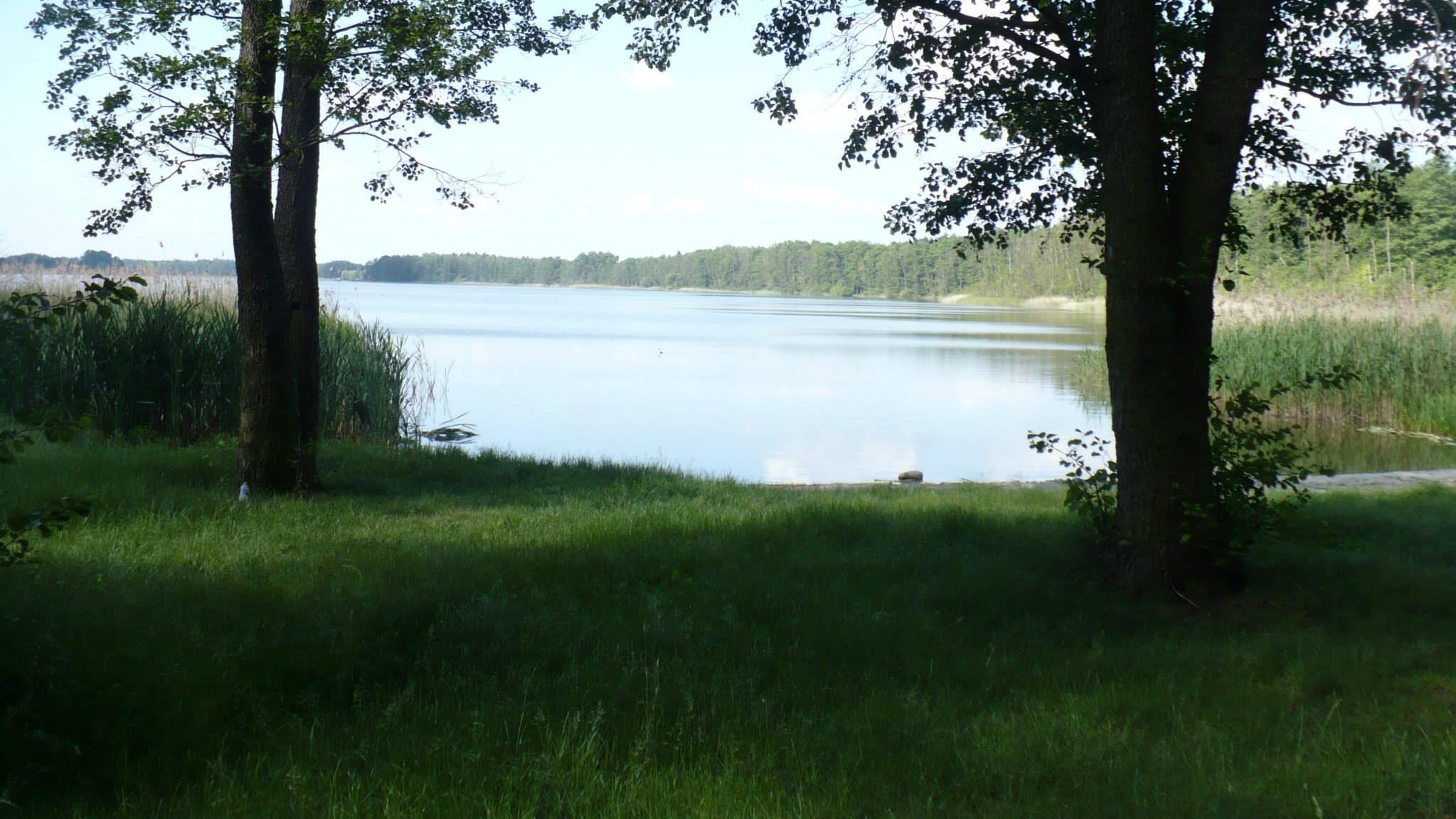 jezioro strykowskie - fb:  Rower nie gryzie