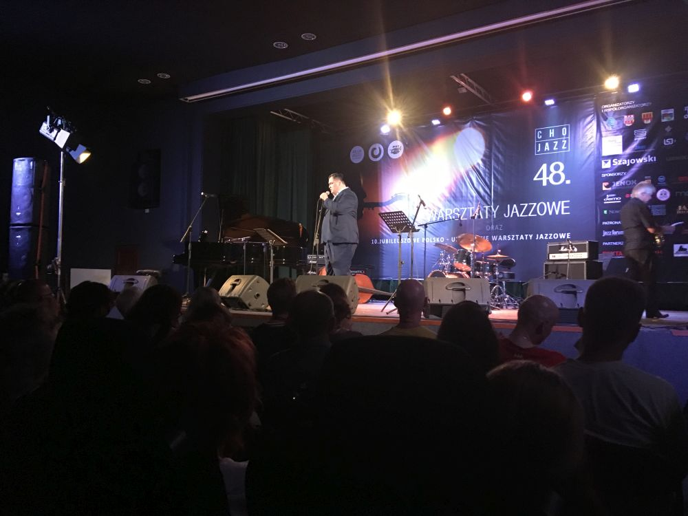 warsztaty jazzowe chodzież 4 - Andrzej Ciborski