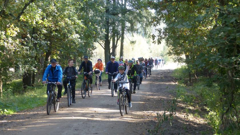"""rajd rowerowy - Stowarzyszenie Turystyki Rowerowej """"Dynamo"""""""