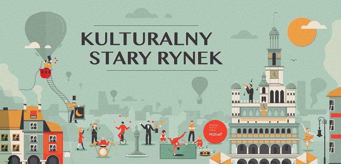 kulturalnystaryrynek - Plakat promocyjny