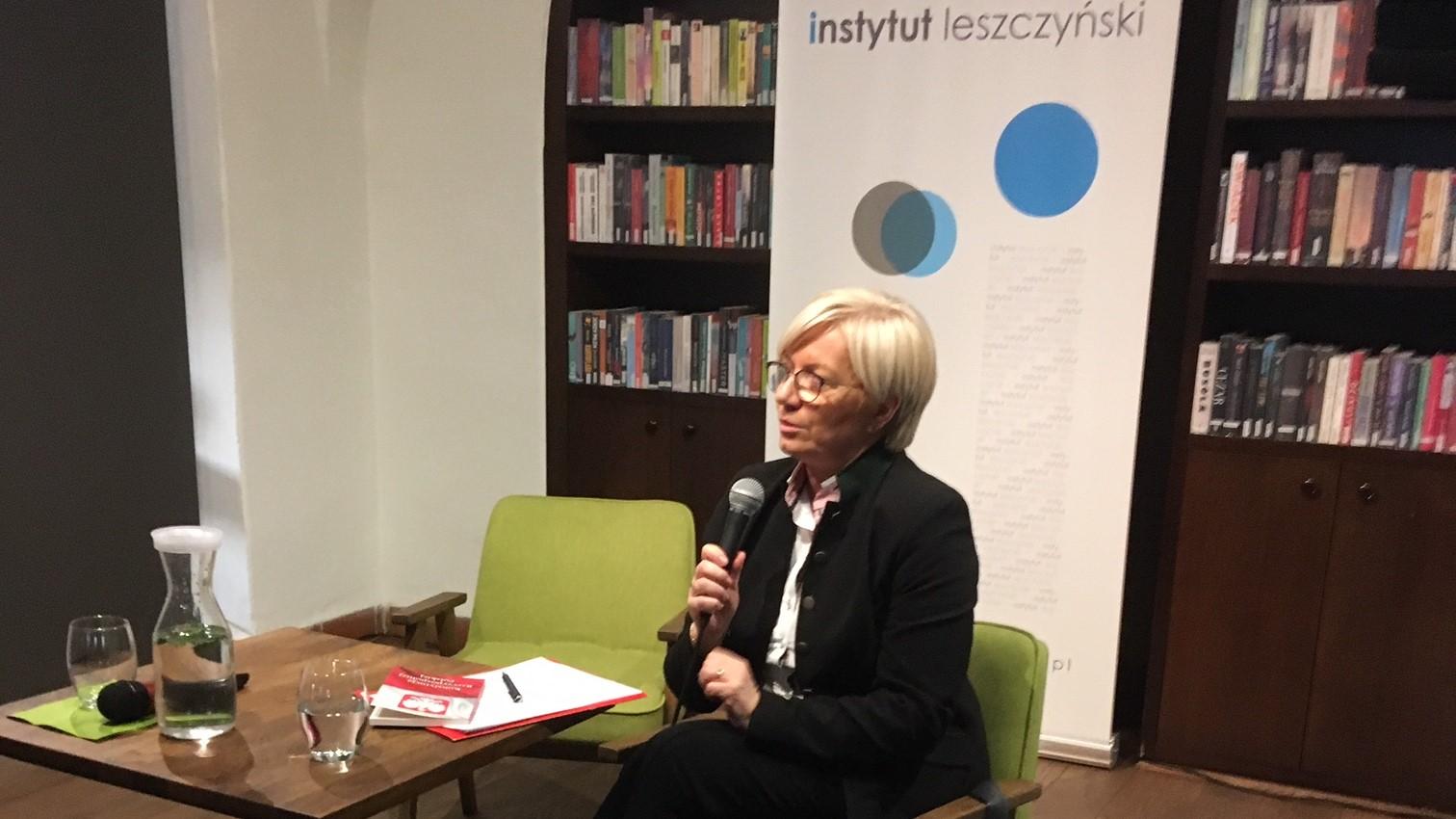 julia przyłębska w lesznie - Jacek Marciniak