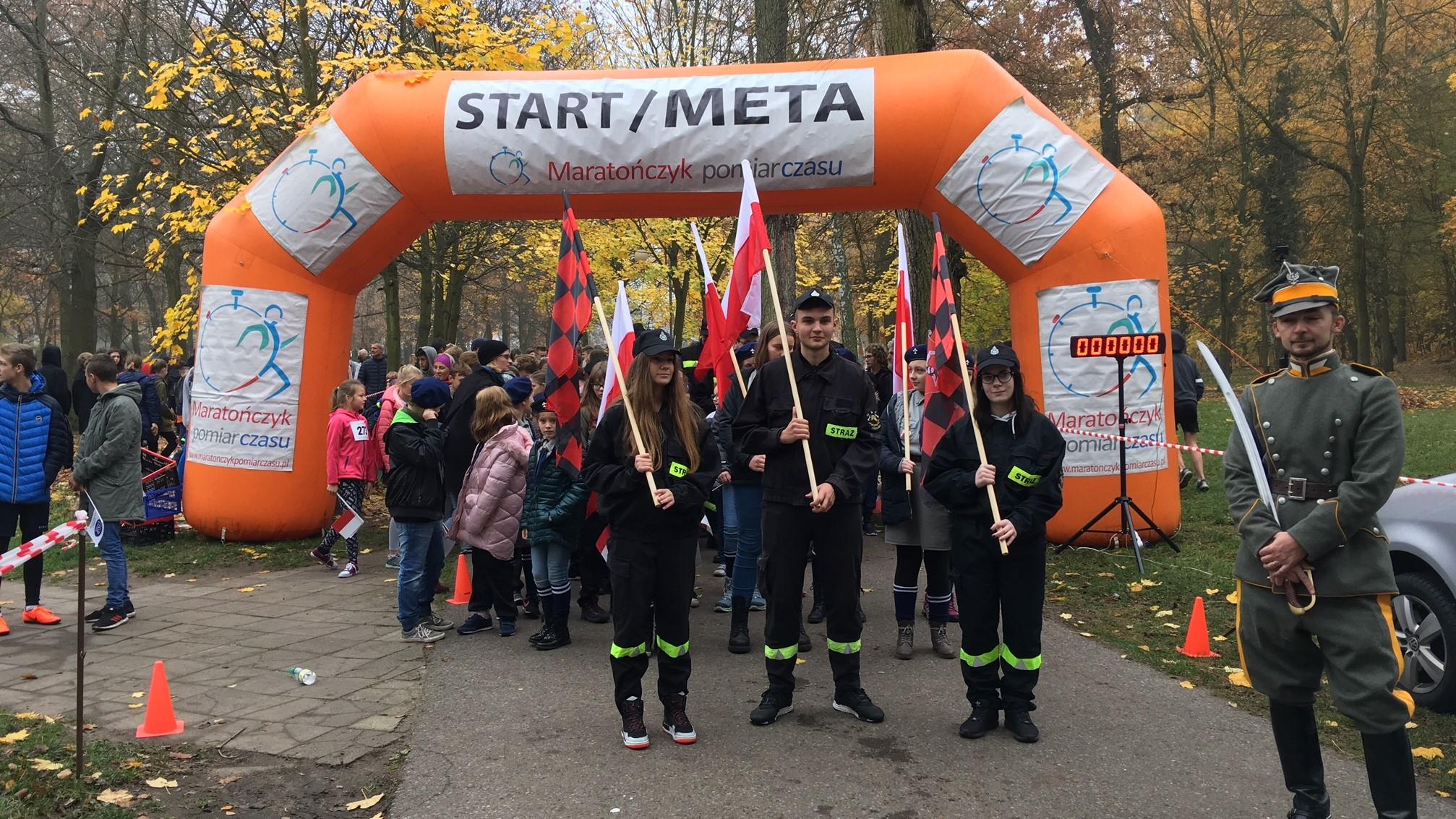 bieg niepodległości czarnków - Przemysław Stochaj