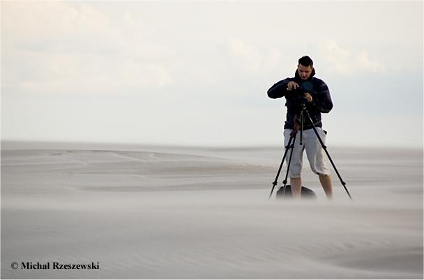Na Grenlandię - Michał Rzeszewski