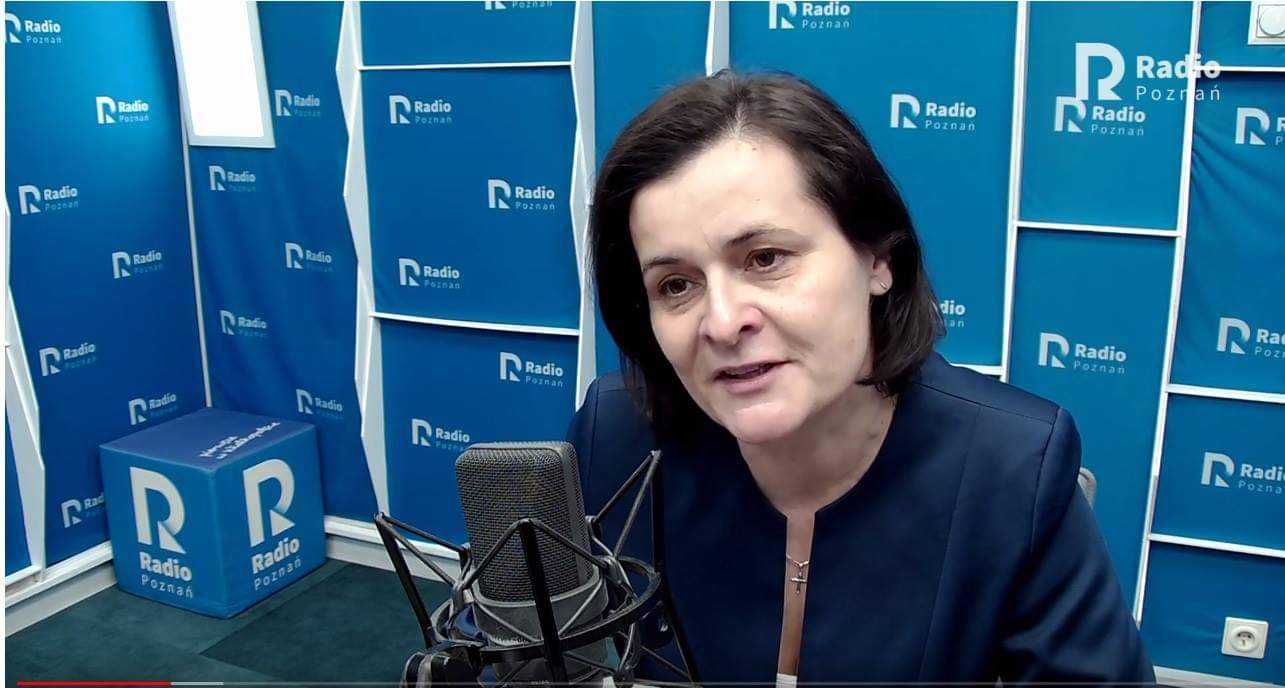 Jolanta Hajdasz - Radio Poznań