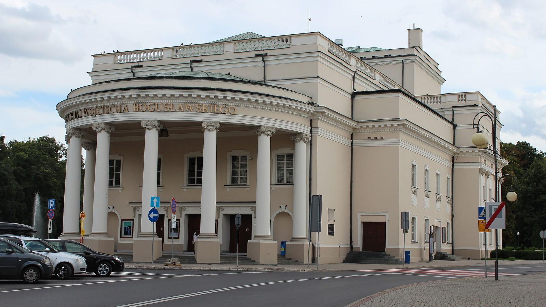 Teatr Kalisz - Wikipedia/(Rafał M. Socha)