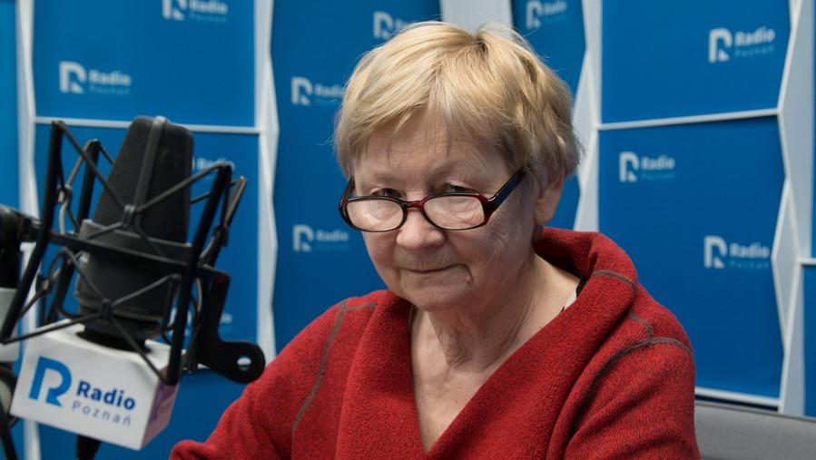 Grażyna Wrońska - Leon Bielewicz - Radio Poznań