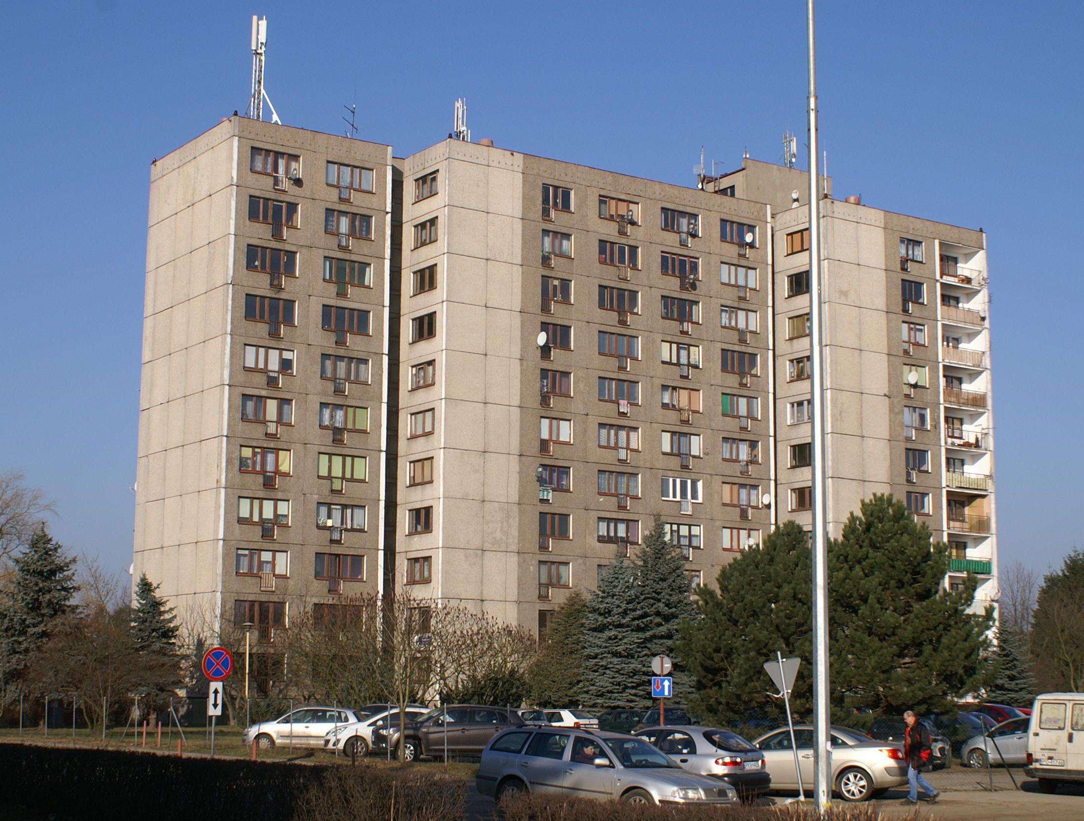 blok puszczykowo szpital - Archiwum - Radio Poznań