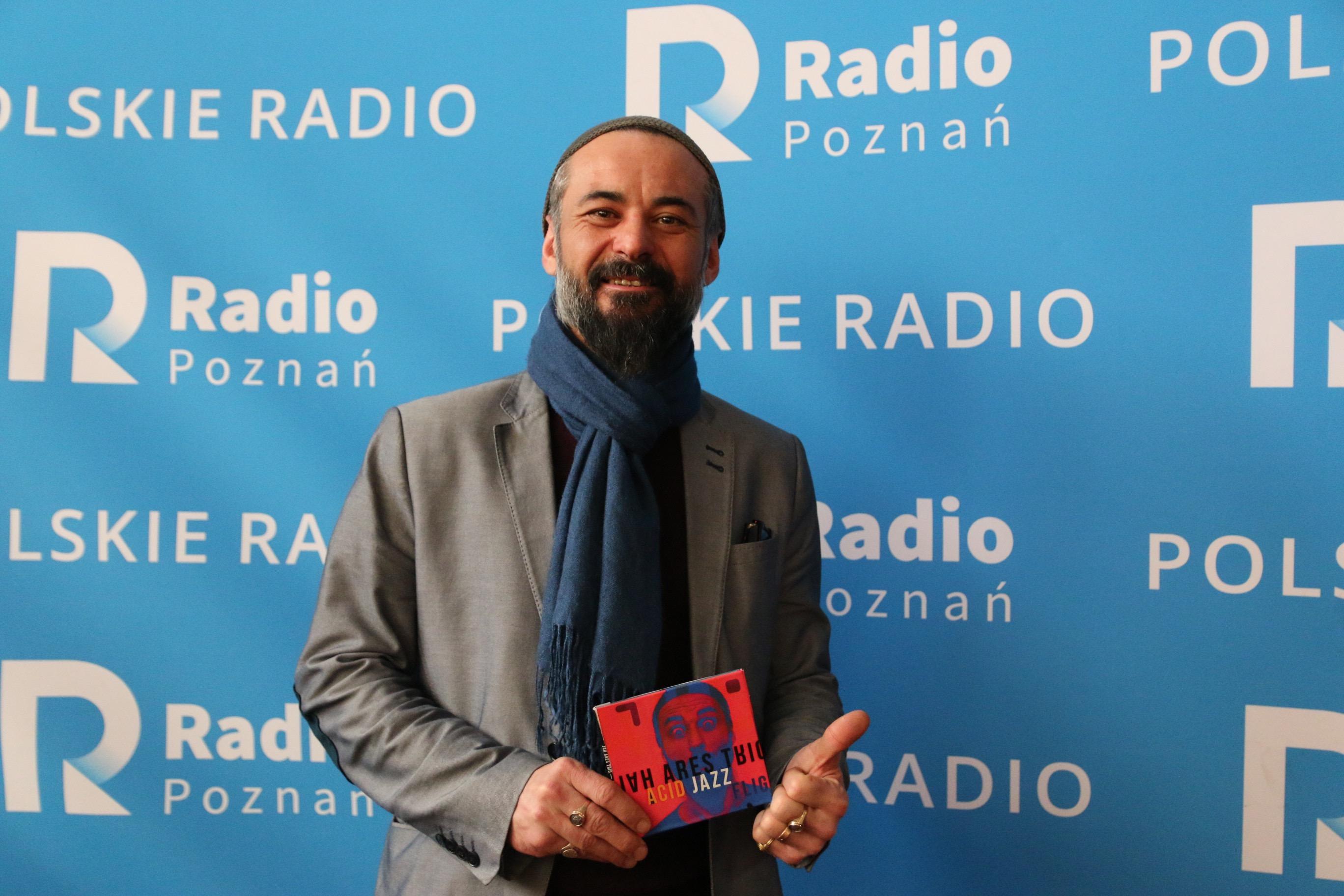 Jah Ares Trio - Hubert Jach - Radio Poznań
