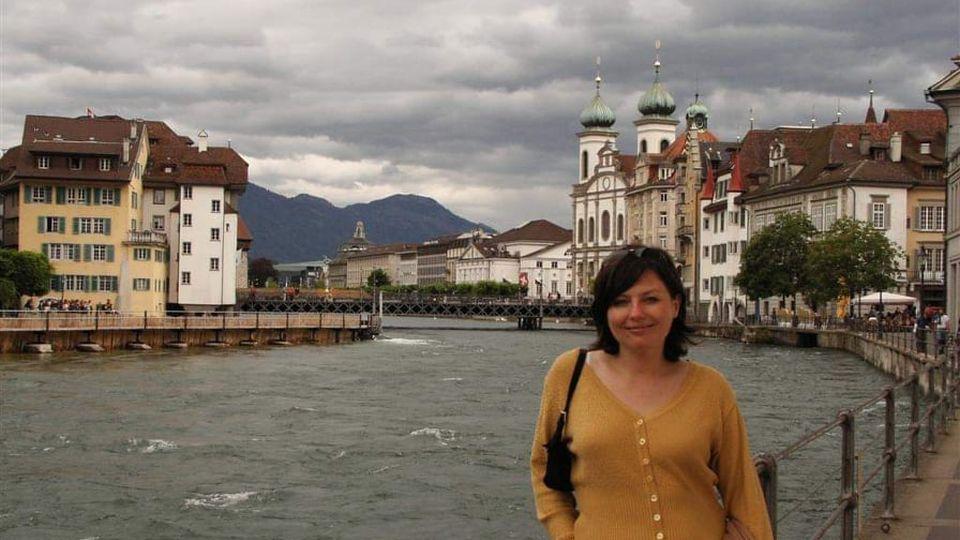Anna Strzempa - Anna Strzempa, archiwum własne