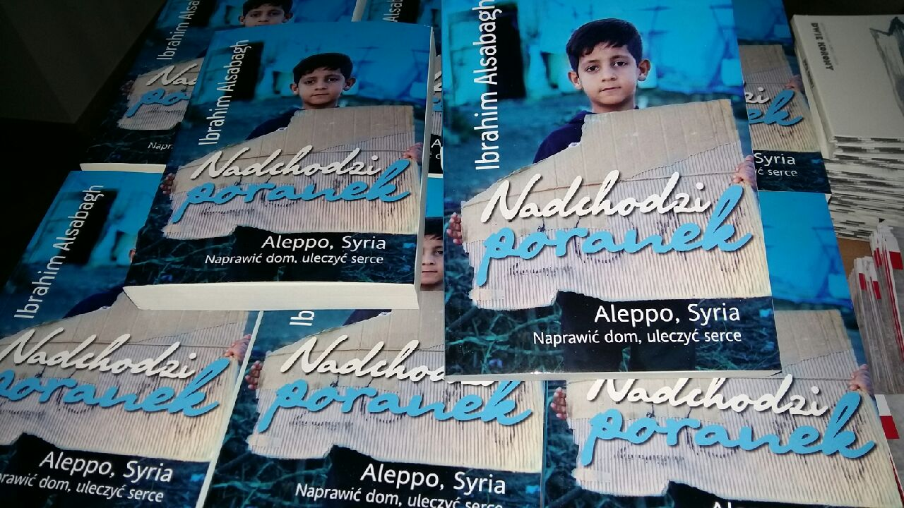 pomoc dla syrii - Magda Konieczna