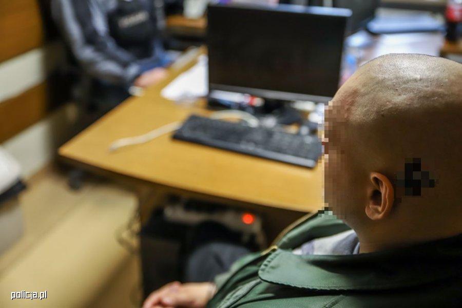 faszysta poznań policja - Komenda Główna Policji