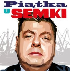 Piątka u Semki - Okładka