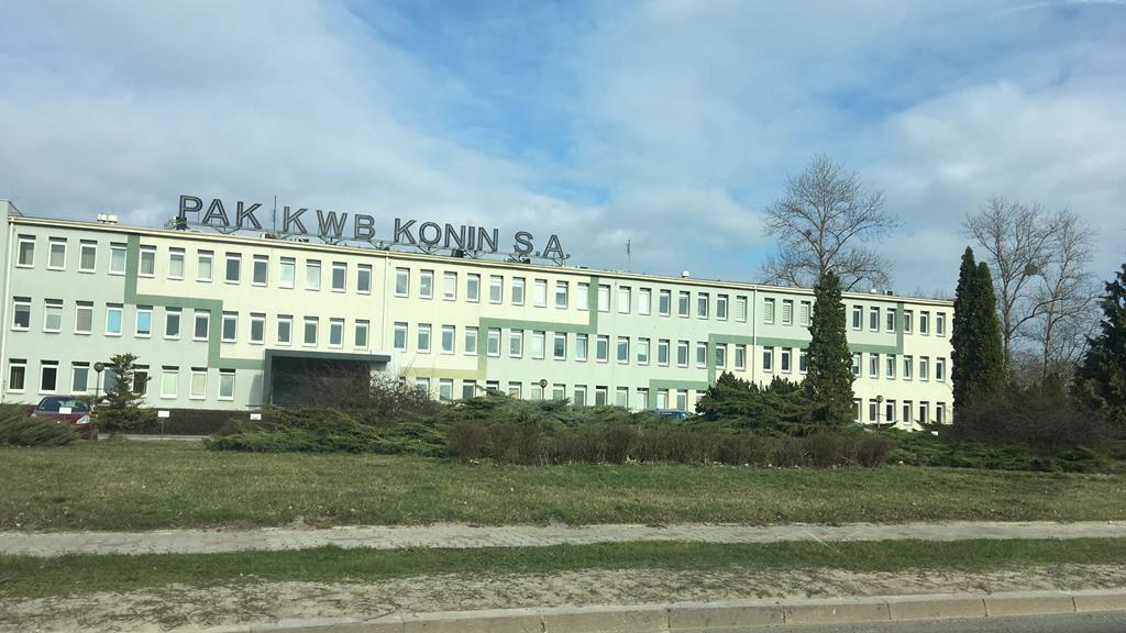 strajk kopalnia konin PAK - Sławomir Zasadzki