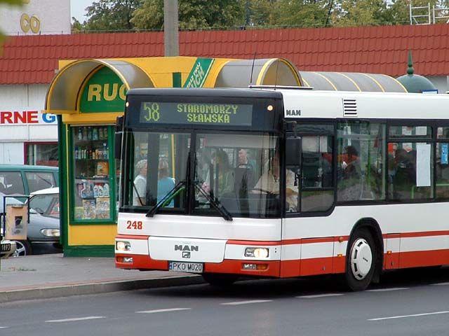 Autobus MZK Konin - Iwona Krzyżak
