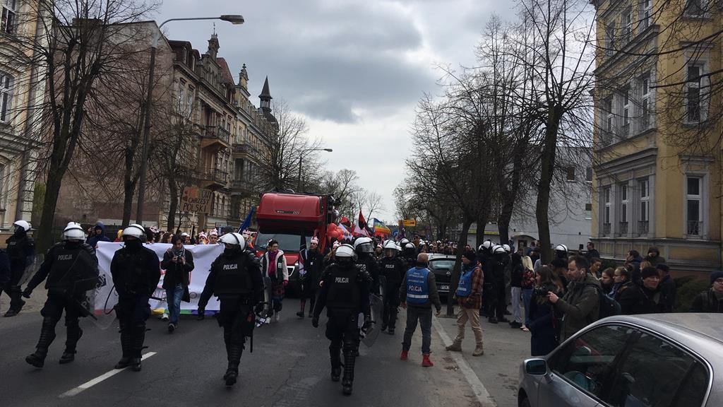 marsz równości gniezno  - Rafał Muniak