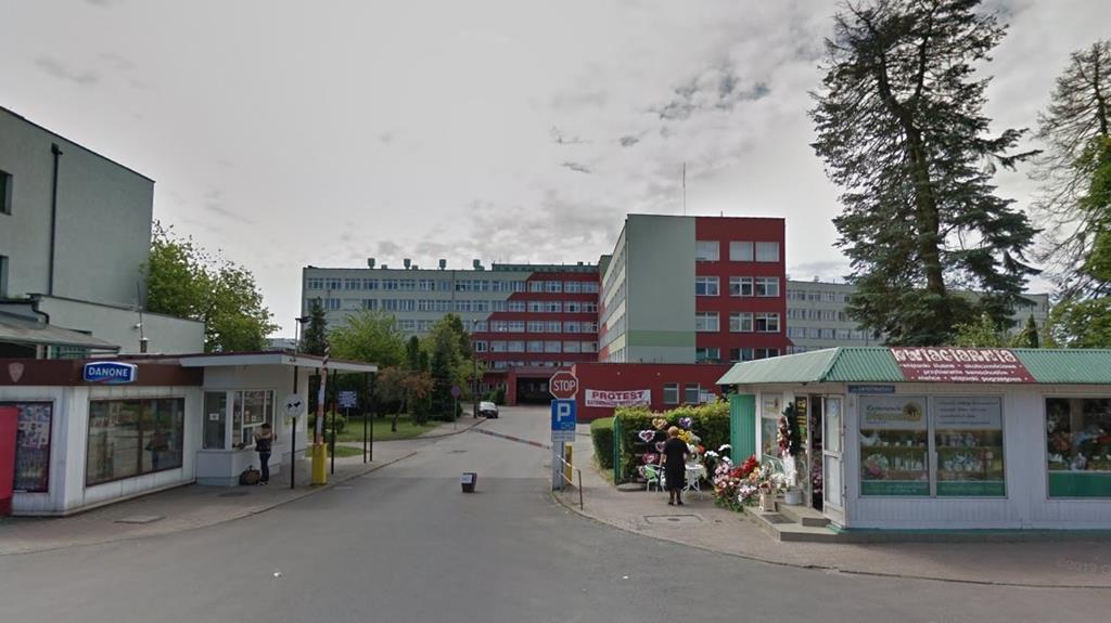 wojewódzki szpital zespolony w koninie szpital konin - Google Maps