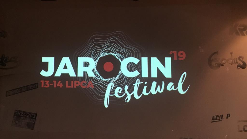 Jarocin Festiwal 20019 konf zap  - Rafał Regulski