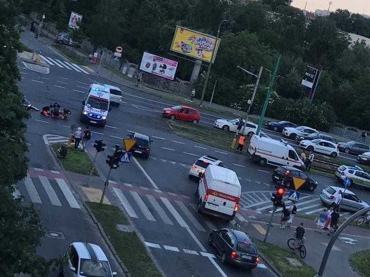 potrącenie 8-latka tramwaj - Facebook - Spotted: MPK Poznań