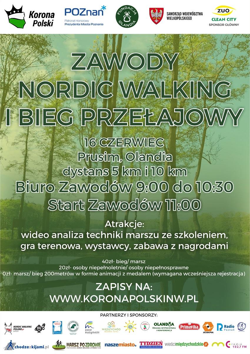 plakat Korona Polski OLANDIA - Materiały prasowe