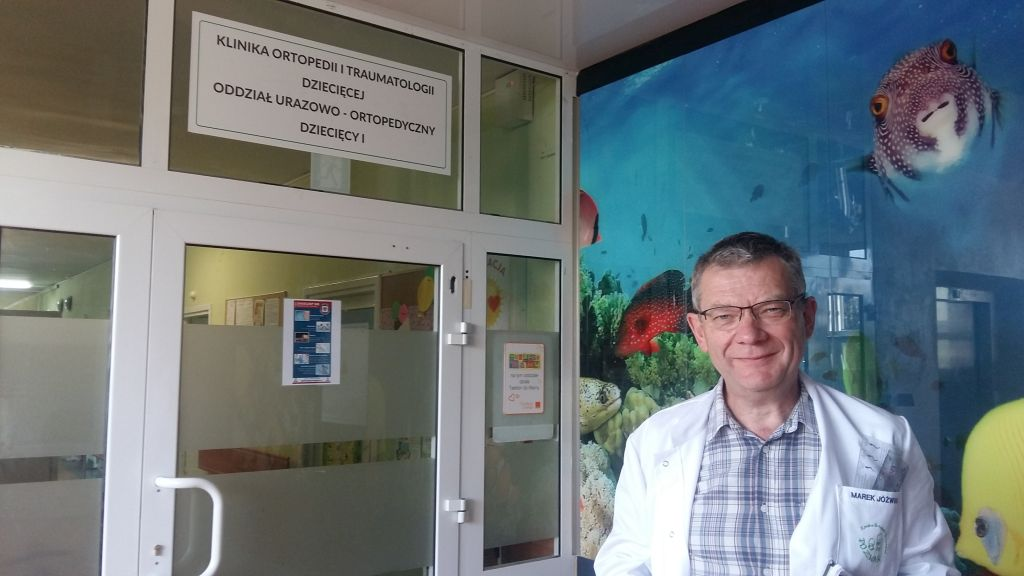 Marek Jóźniak profesor - Magda Konieczna