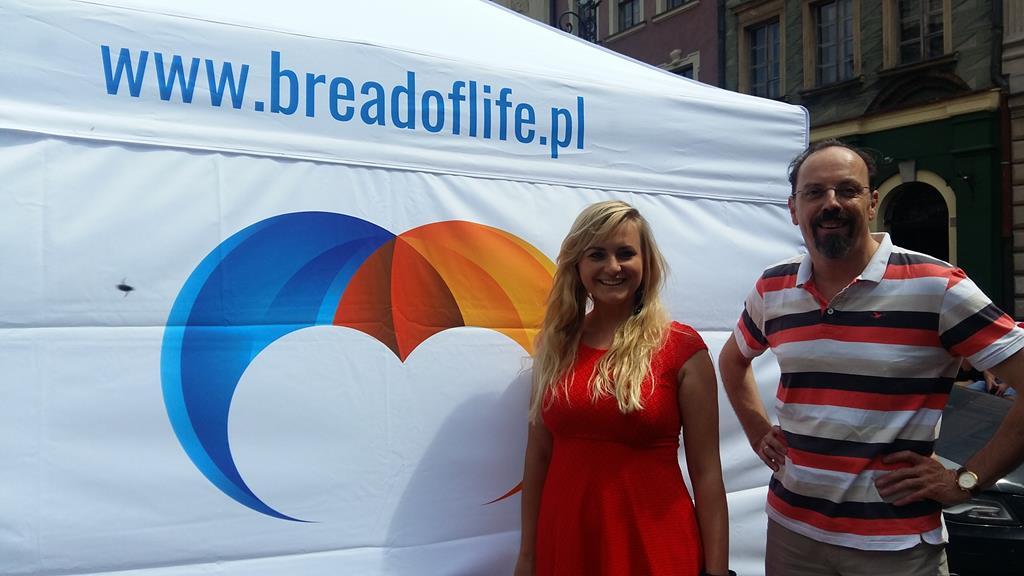 Fundacja Bread of Life zbiórka na wyjazd do mołdawii - Magdalena Konieczna