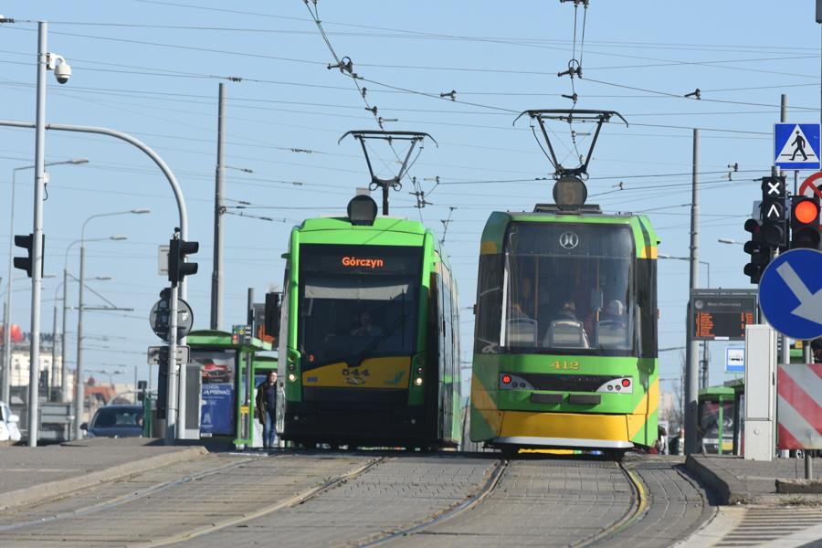 tramwaj tramwaje torowisko - Wojtek Wardejn