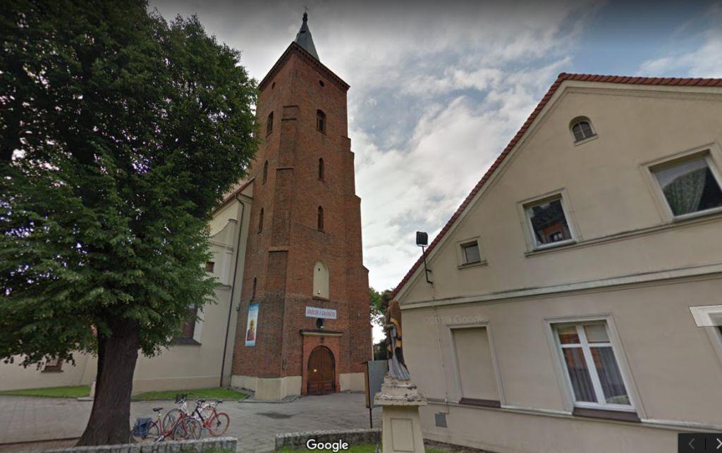 krotoszyn bazylika mniejsza - Google Maps