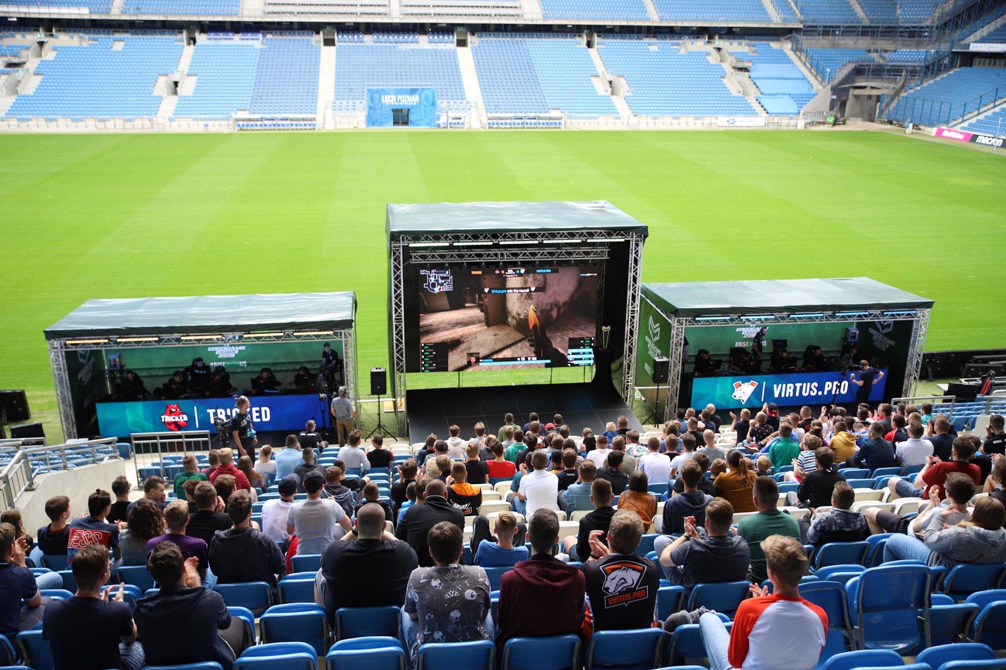 esport zawody stadion cs - GG League
