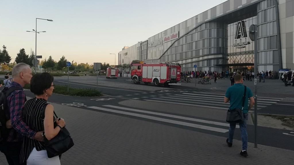 Avenida ewakuacja - Jacek Cerkaski