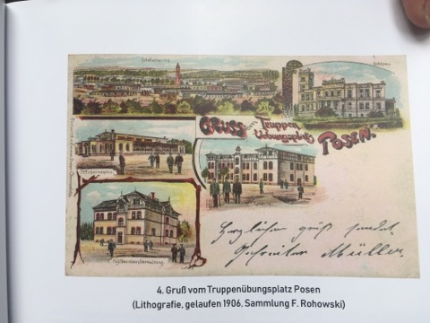 biedrusko stare pocztówki - Jacek Butlewski
