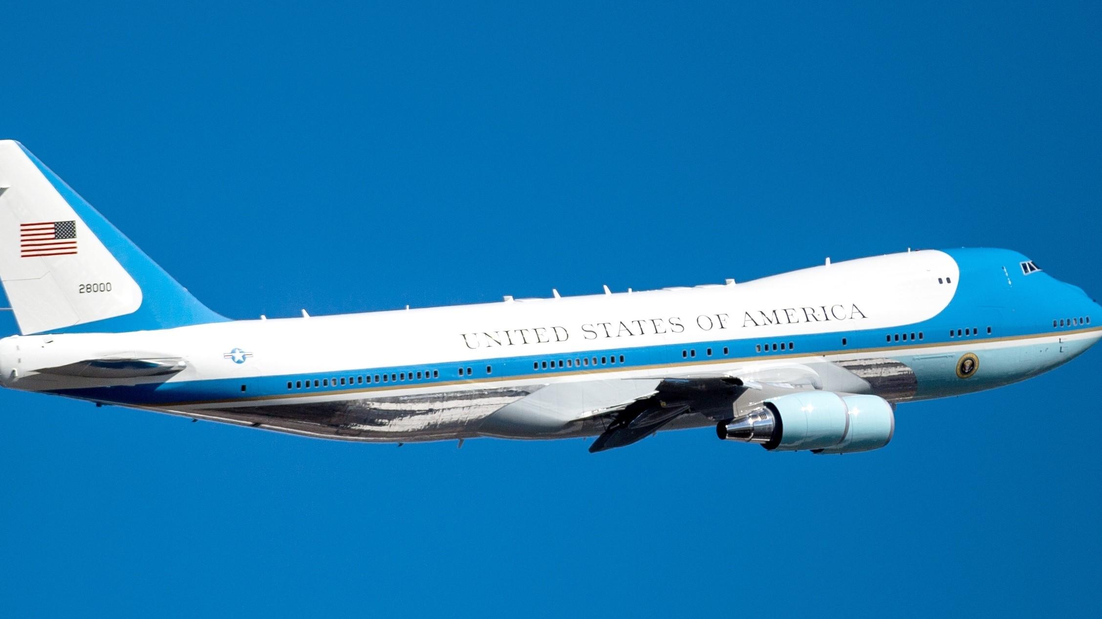 air force one - Wikipedia/ North Charleston
