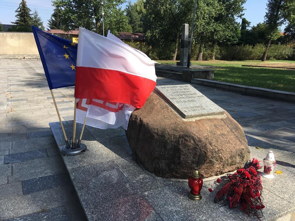 75 rocznica zgrodni na lewicowych działaczach ruchu oporu - Jacek Butlewski