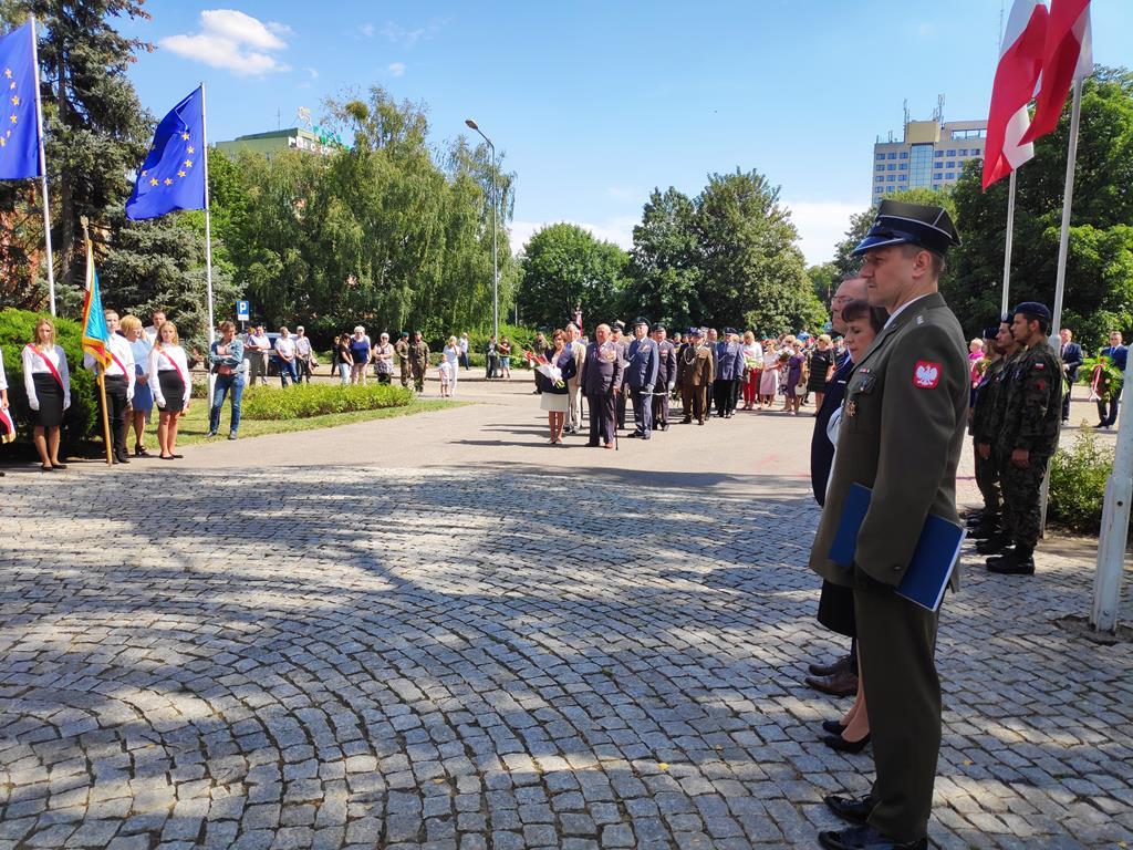 święto wojska polskiego i uczczenie bitwy warszawskiej piła - Przemysław Stochaj