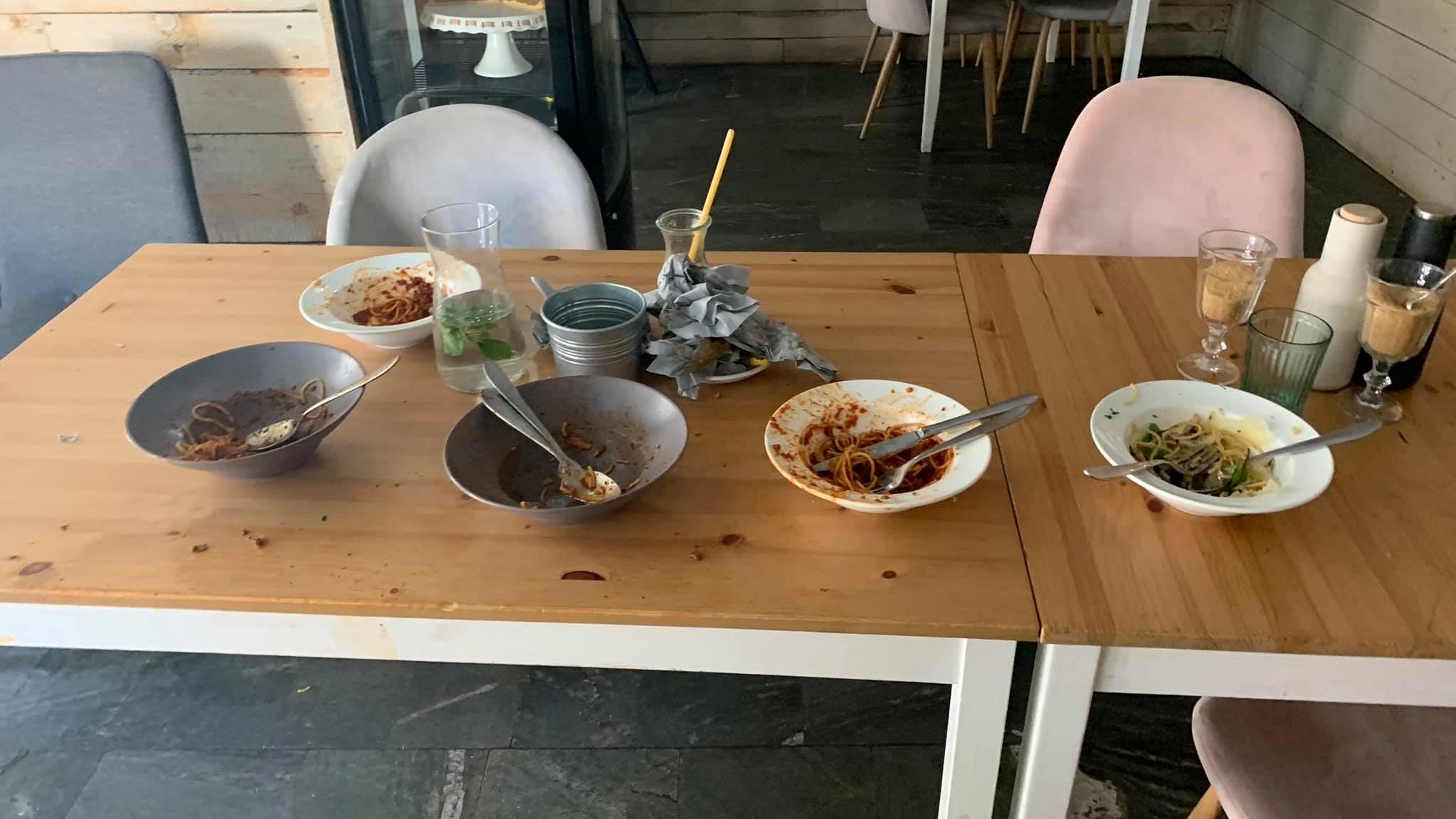 bałagan parma i rukola zakaz wstępu z dziećmi - FB: Parma i Rukola caffe &ristorante Poznań