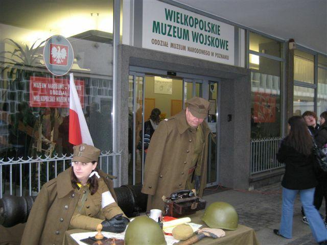 Wielkopolskie Muzeum Wojskowe - Magdalena Konieczna