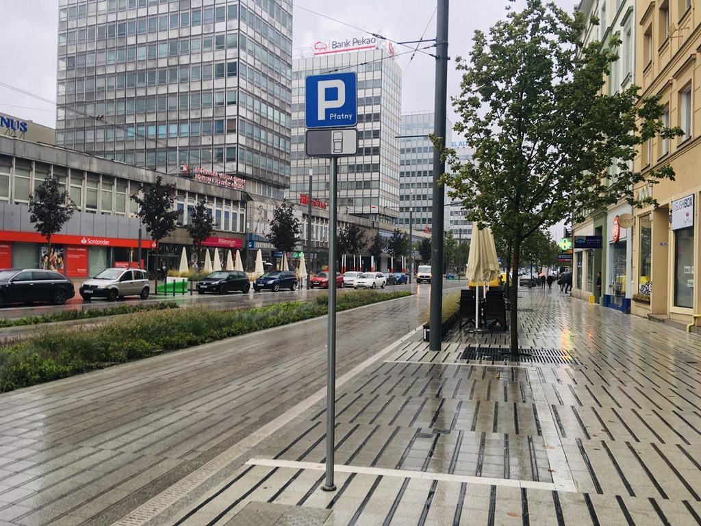 parkowanie święty marcin - Adam Michalkiewicz