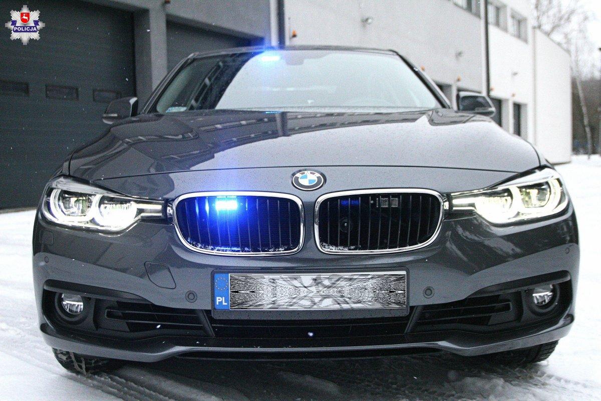 lubuska policja nieoznakowane bmw - www.lubelska.policja.gov.pl