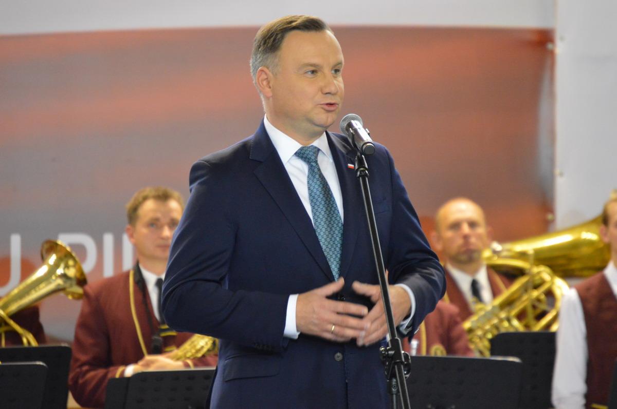 andrzej duda piła - Przemysław Stochaj - Radio Poznań