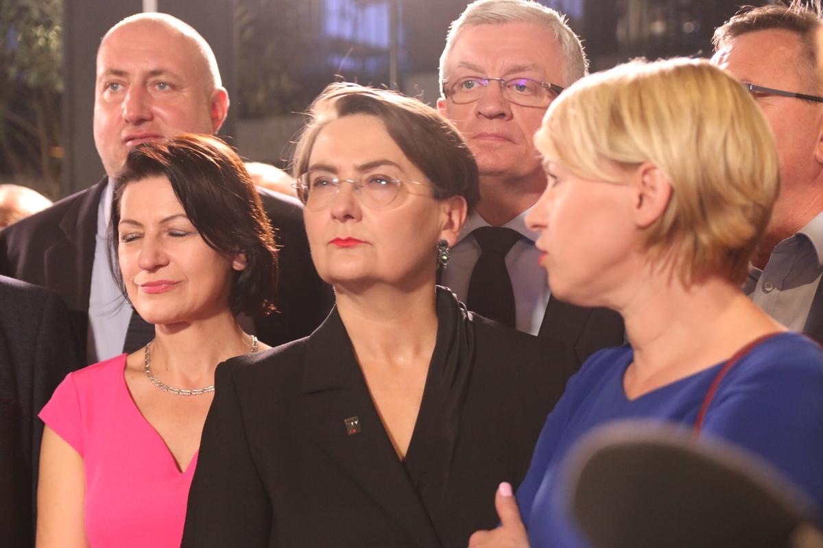 joanna jaśkowiak po koalicja obywatelska wybory 2019 - Leon Bielewicz - Radio Poznań