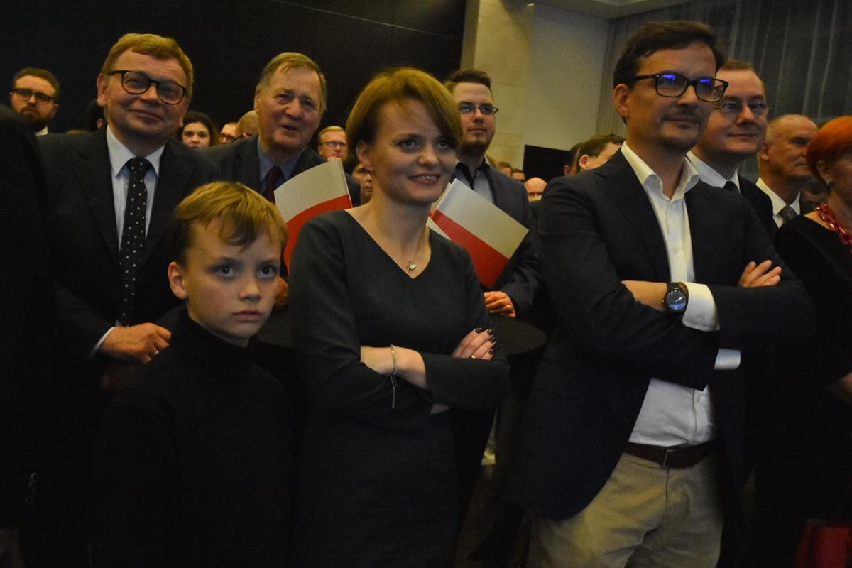 jadwiga emilewicz wybory samorządowe 2019 - Wojtek Wardejn - Radio Poznań